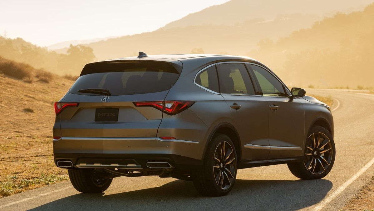 2021 Acura MDX takes styling cues from ILX