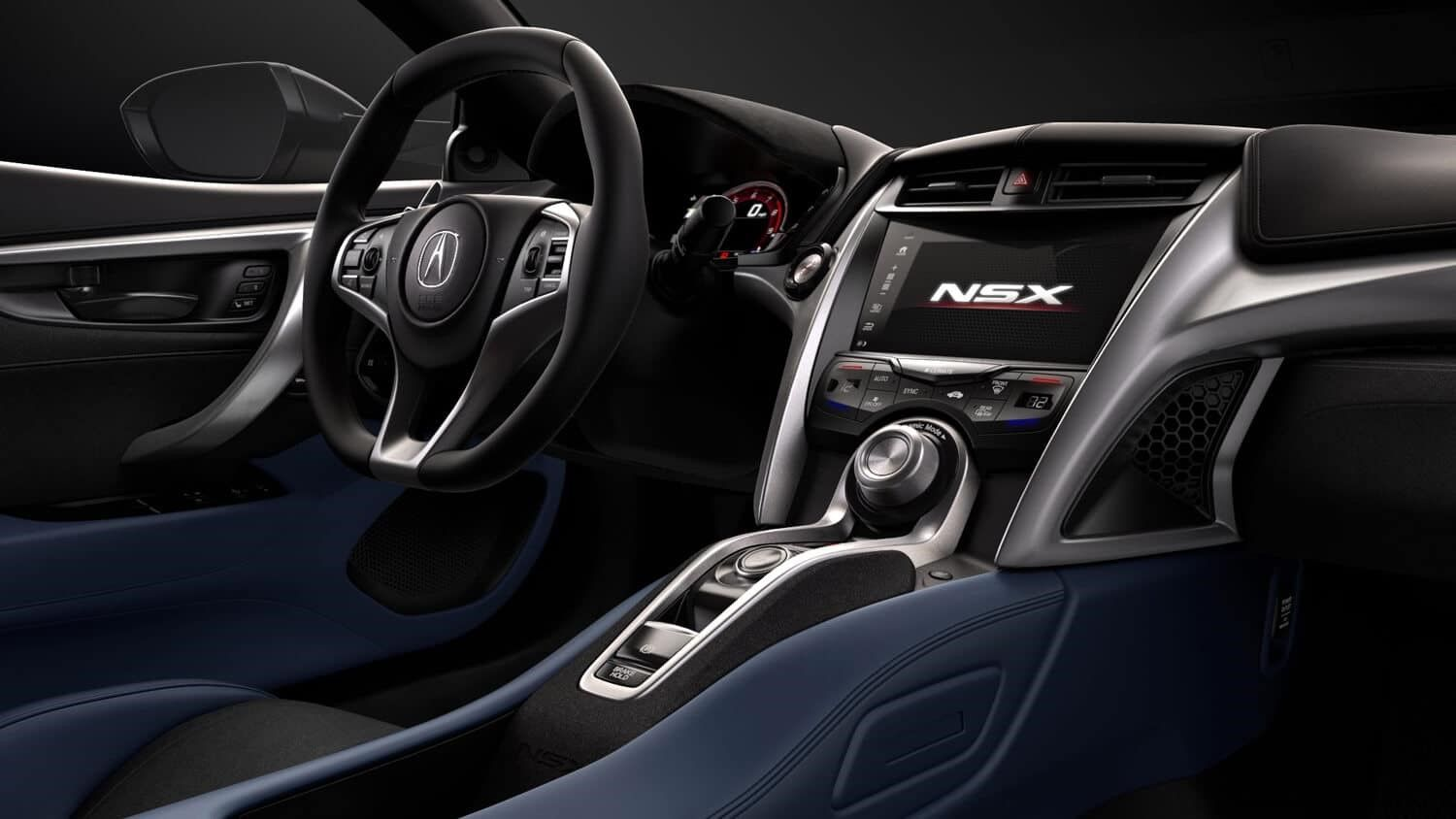 2021 Acura NSX Coupe Infotainment System