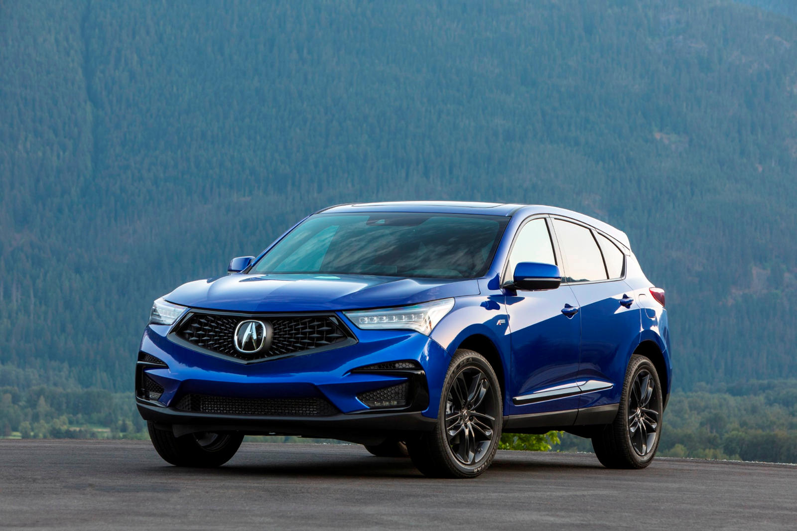 2020 Acura RDX SUV Front View
