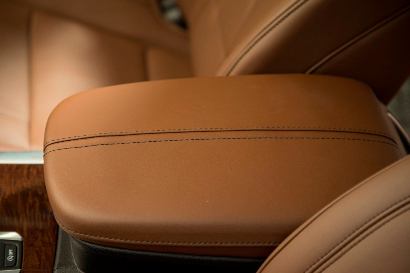 Acura TLX Front Leather Armrest