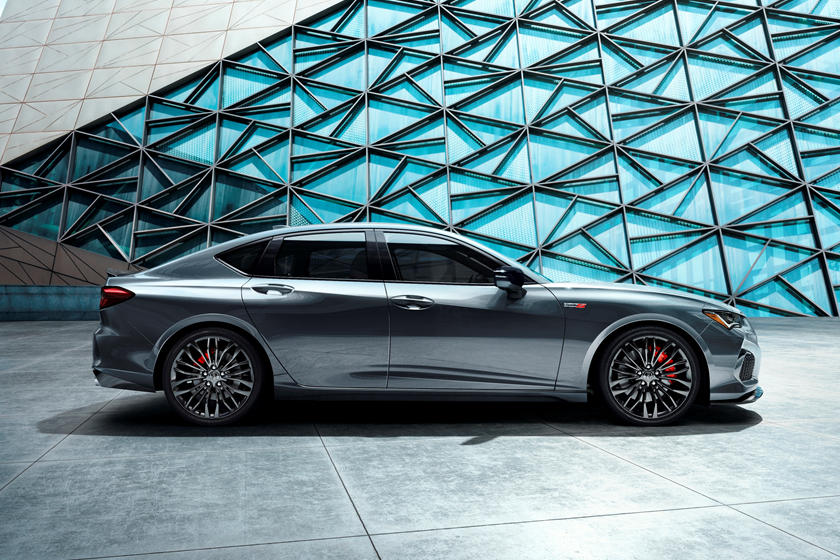 2021 Acura TLX Type S Sedan Price, Review, Ratings and ...