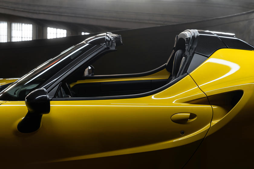2020 Alfa Romeo 4C Spider Center View