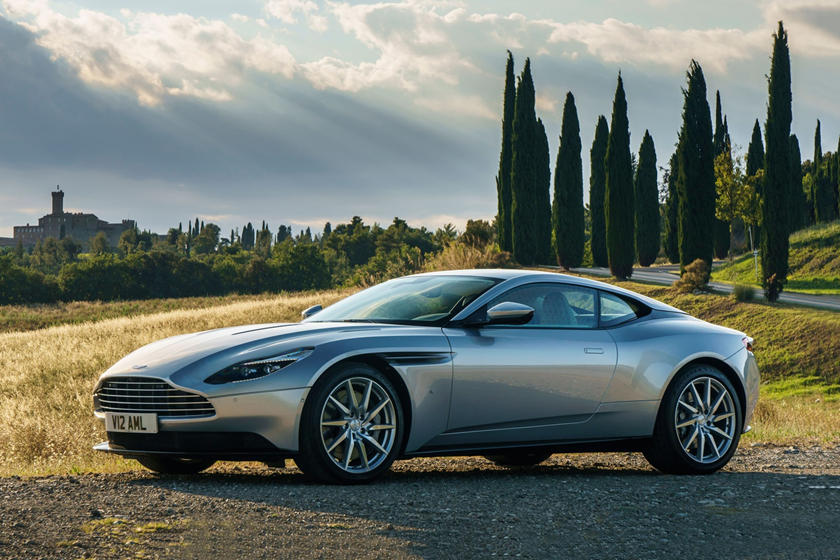 2020 Aston Martin DB11 Coupe Front View