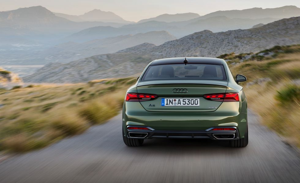 2021 Audi A5 Price, Review, Ratings and Pictures ...