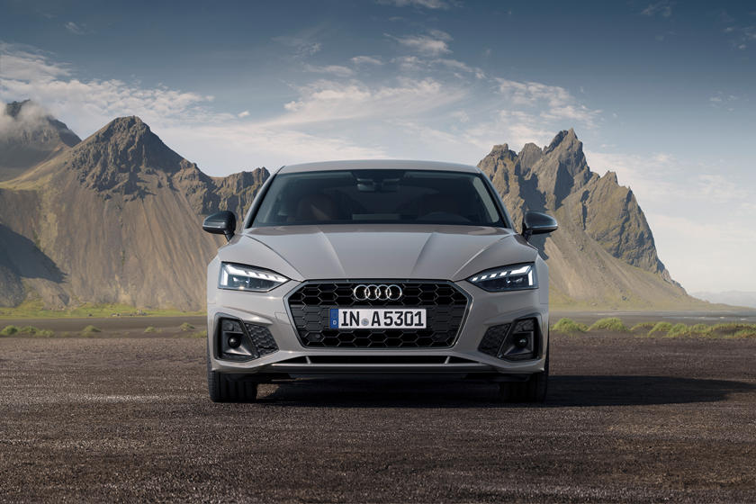 2021 Audi A5 Sportback Front View