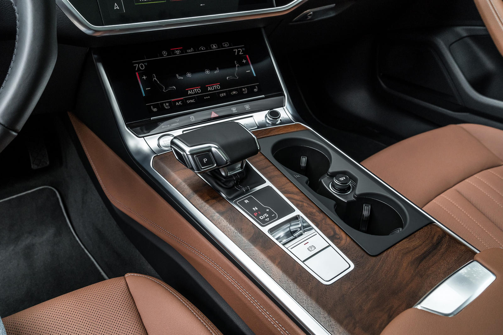Gear Shifter of the Audi A6