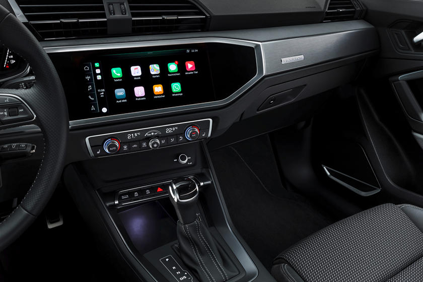 2020 Audi Q3 SUV Infotainment Screen