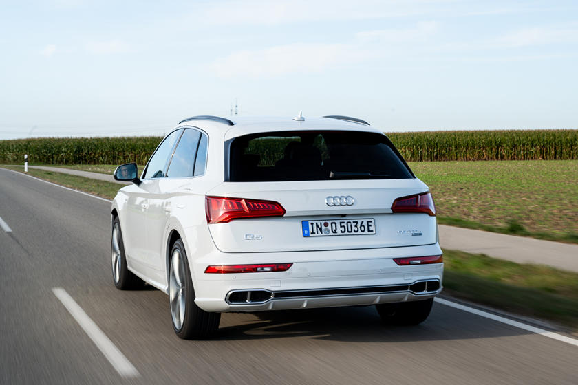2021 Audi Q5 plug-in hybrid SUV Price, Review, Ratings and ...