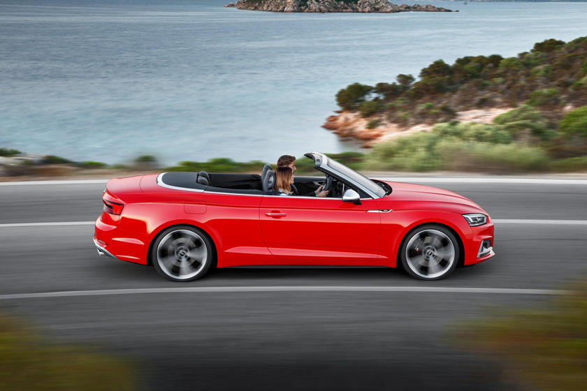 2021 audi s5 cabriolet price, review and buying guide