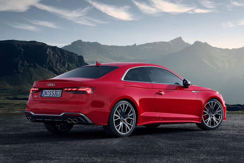 2021 audi s5 price review ratings and pictures