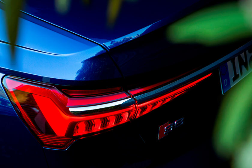 2020 Audi S6 Sedan Rear light