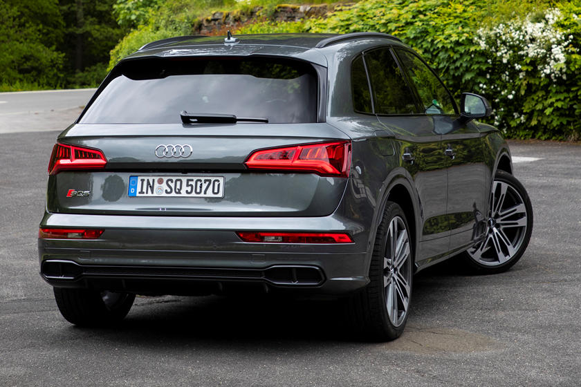 2021 audi sq5 price review ratings and pictures
