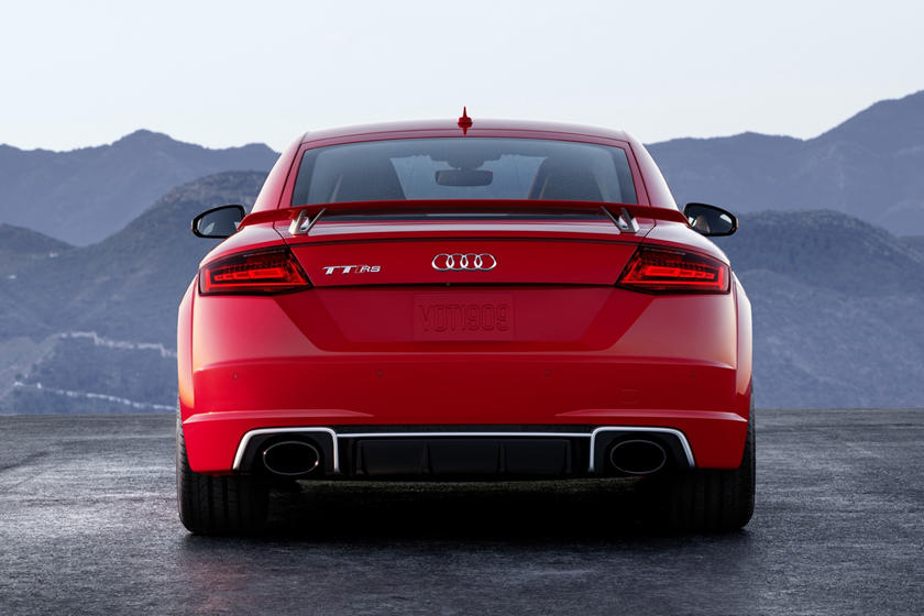 2021 audi tt rs price review ratings and pictures
