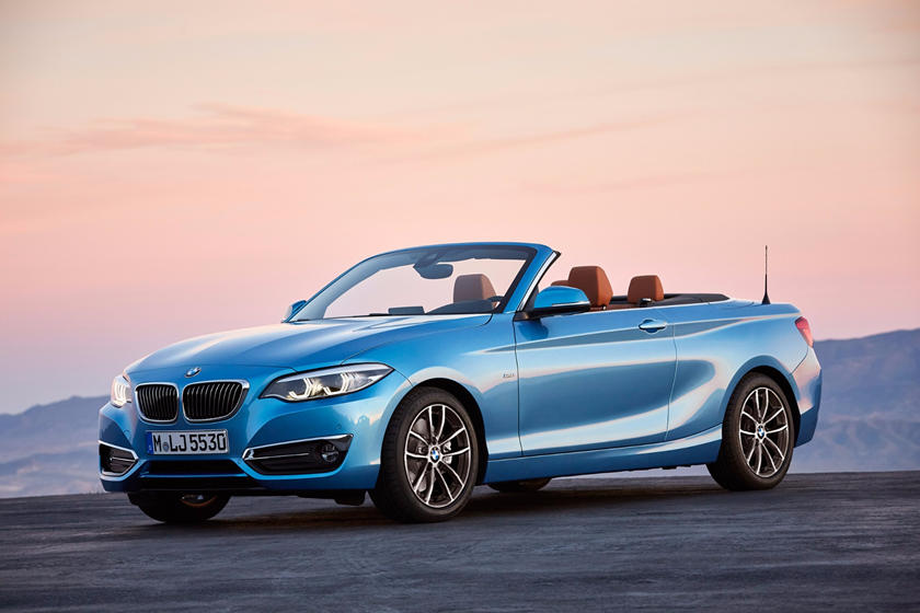 2020 BMW 2 Series Convertible Exterior