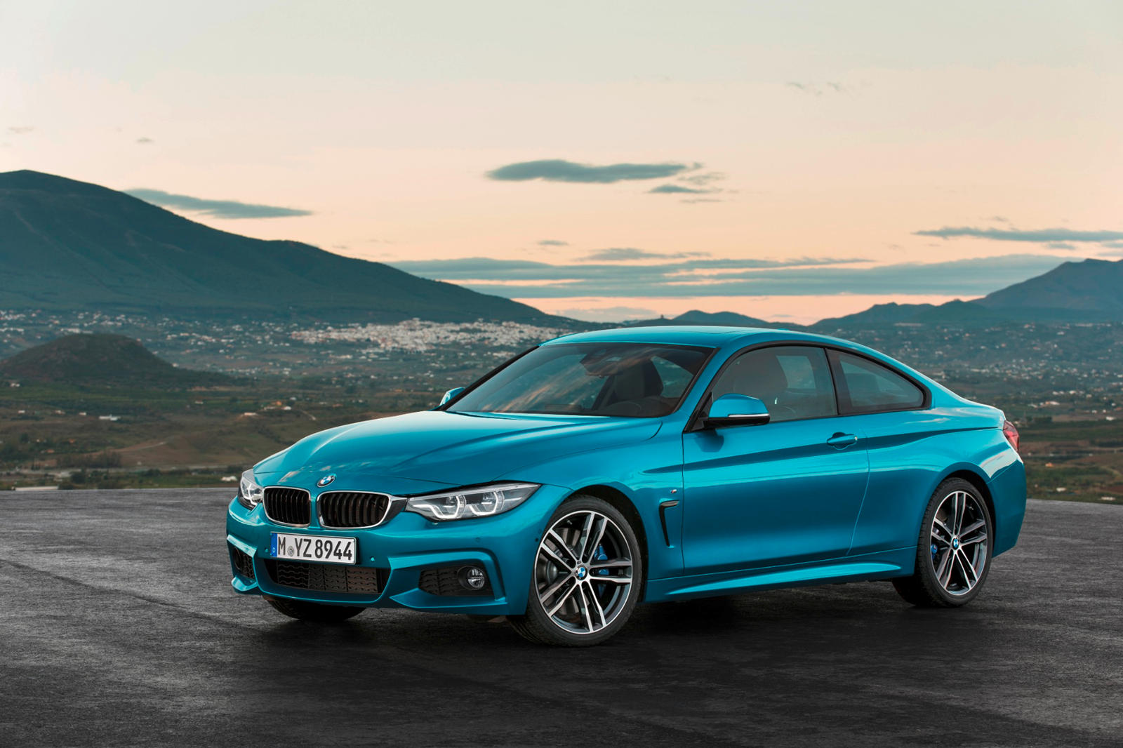 2020 BMW 4 Series Coupe Exterior