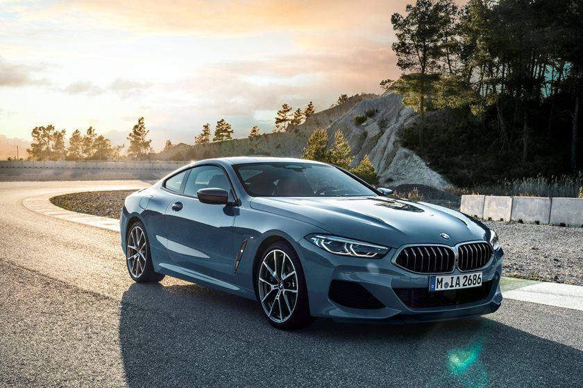 2020 BMW 8 Series Coupe Exterior
