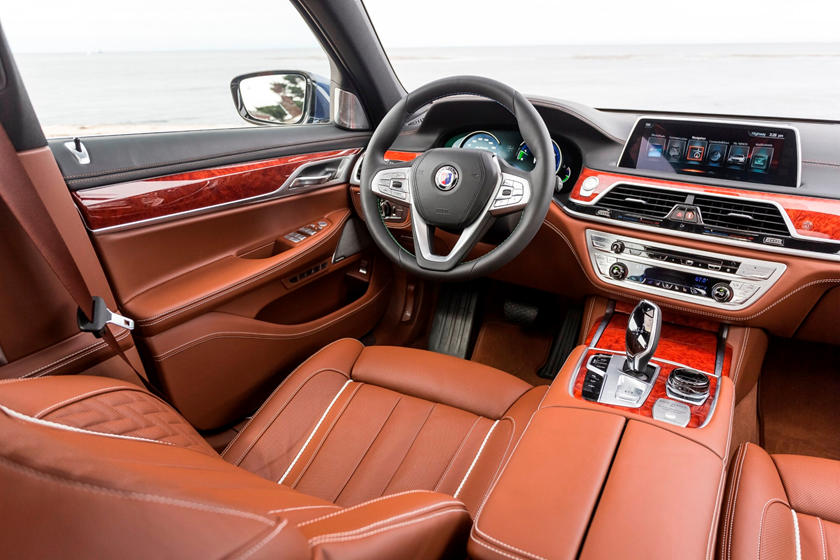 2020 BMW ALPINA B7 Sedan Interior