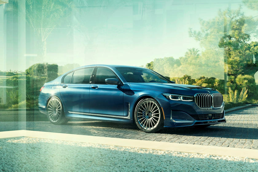 2020 BMW ALPINA B7 Sedan Front View