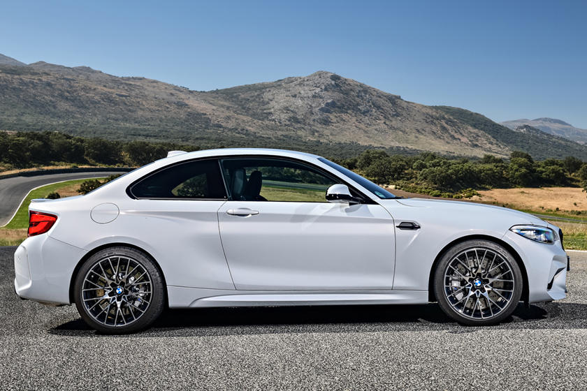 2020 BMW M2 Competition Side View