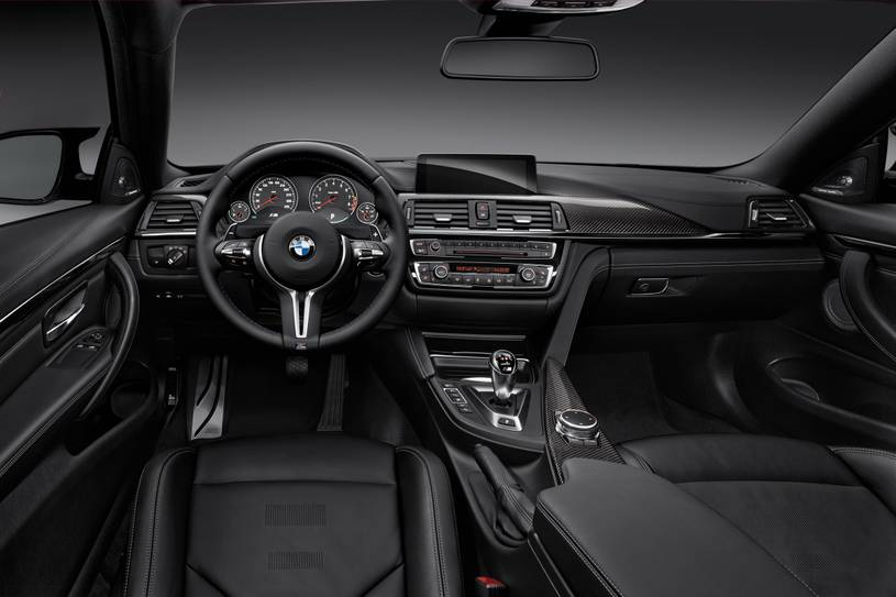 2020 BMW M4 Coupe Interior