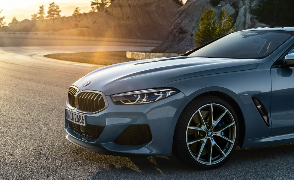 2020 BMW M850i Coupe Exterior