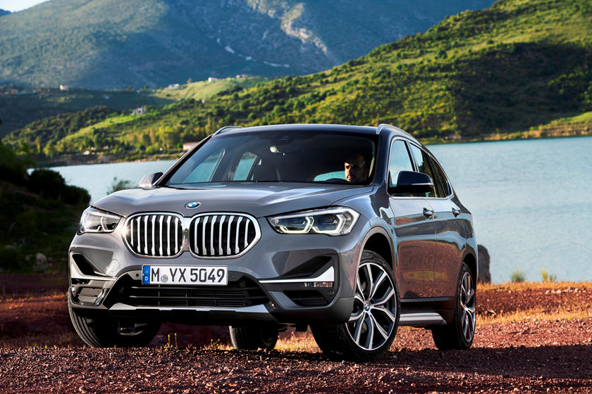 2021 BMW X1 SUV Front View