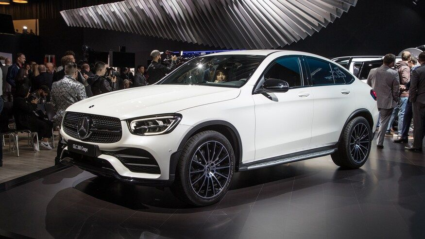 2020 Mercedes-Benz GLC 300 Coupe