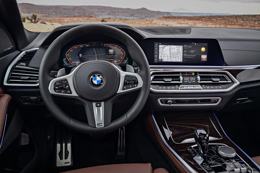 2020 BMW X5 SUV Dashboard