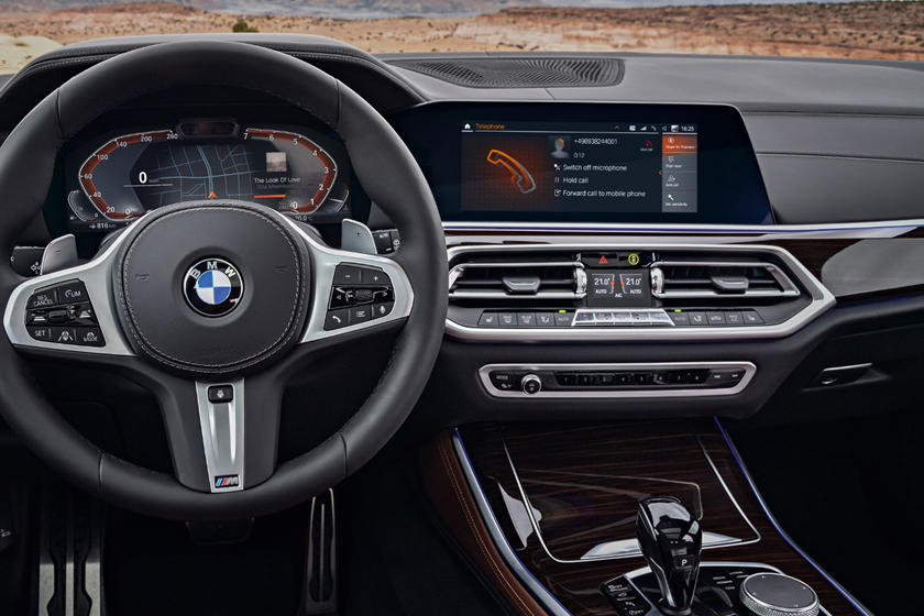 2020 BMW X5 SUV Steering