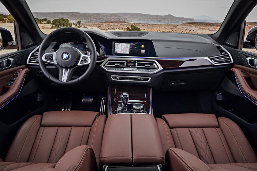 2020 BMW X5 SUV Seats