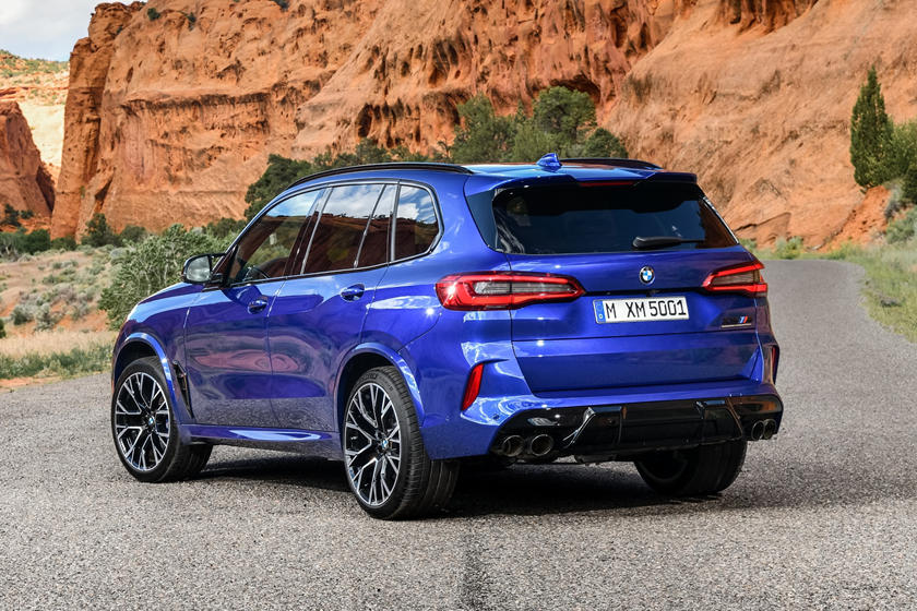 2020 BMW X5 M50i SUV Price, Review, Ratings and Pictures ...