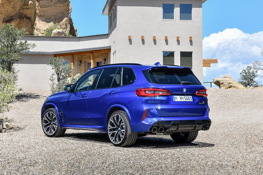 2020 bmw x5 m50i suv price, review, ratings and pictures