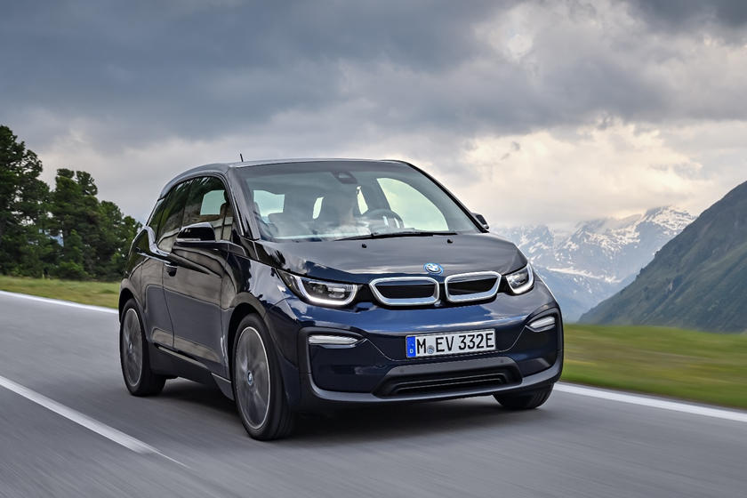 2020 BMW i3 electric Hatchback Front View