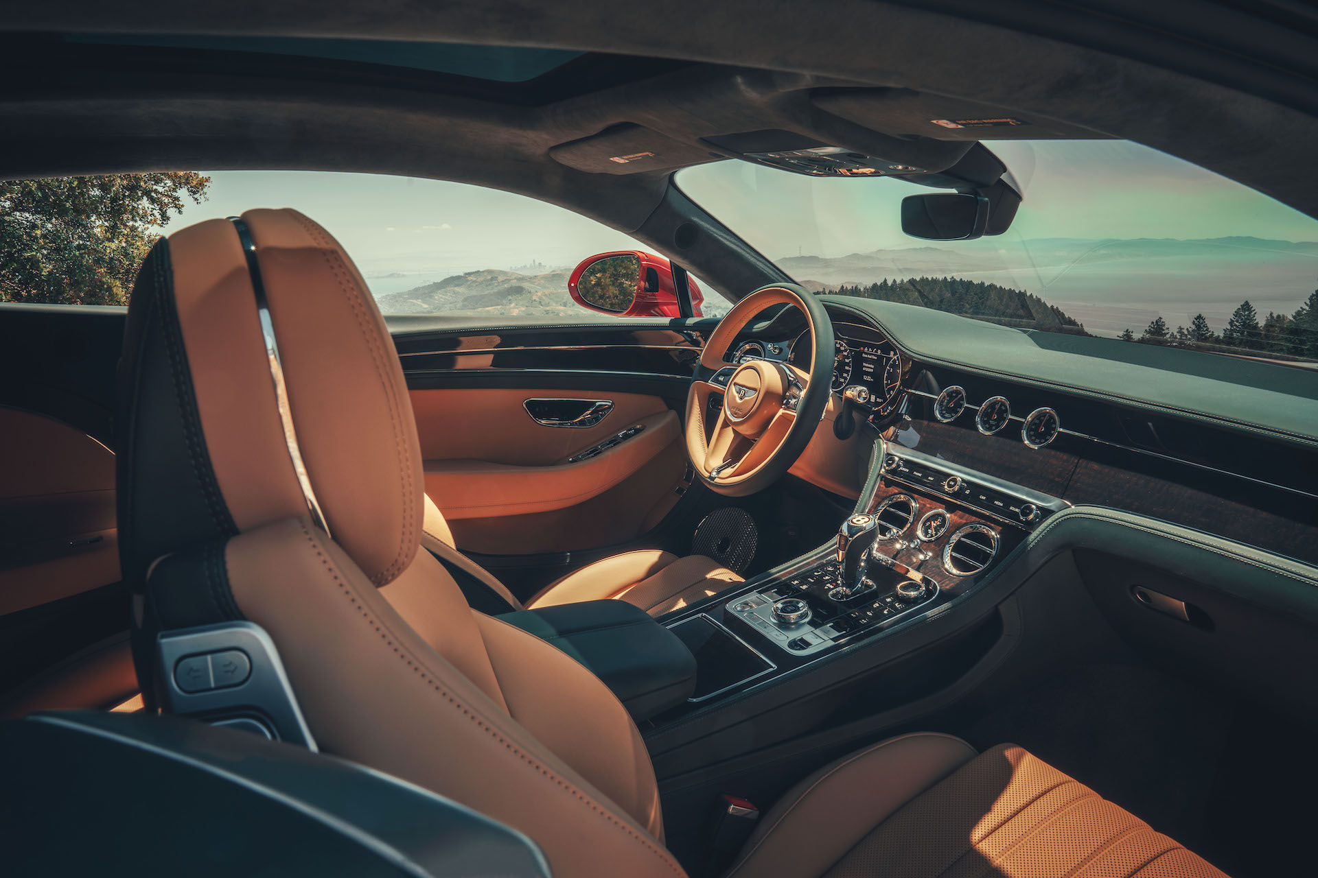 2020 Bentley Continental GT V8 Coupe Interior