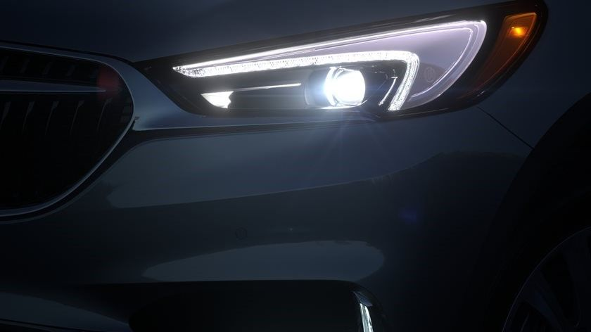 2021 Buick Enclave SUV Headlight