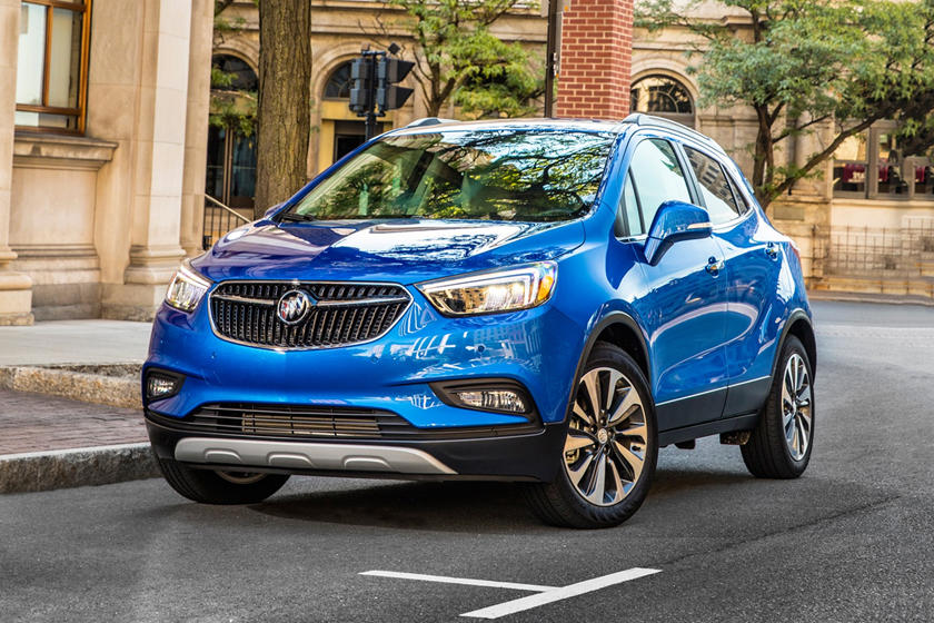 2020 Buick Encore SUV Front View