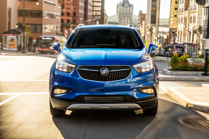 2021 Buick Encore SUV Front View