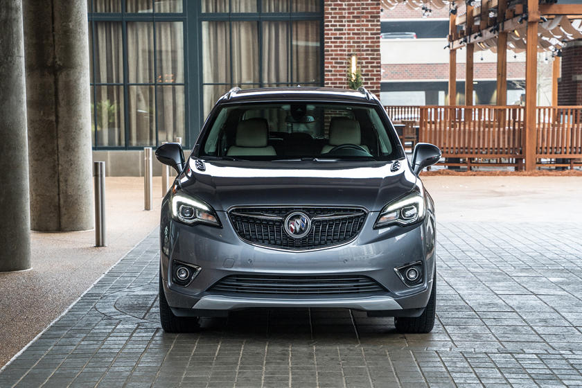 2020 Buick Envision SUV Front View