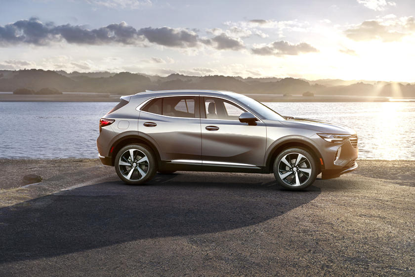 2021 Buick Envision SUV Exterior Image