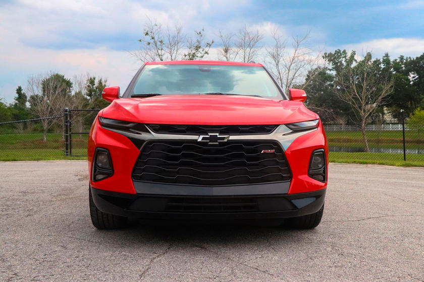 2020 Chevrolet Blazer RS SUV Front View
