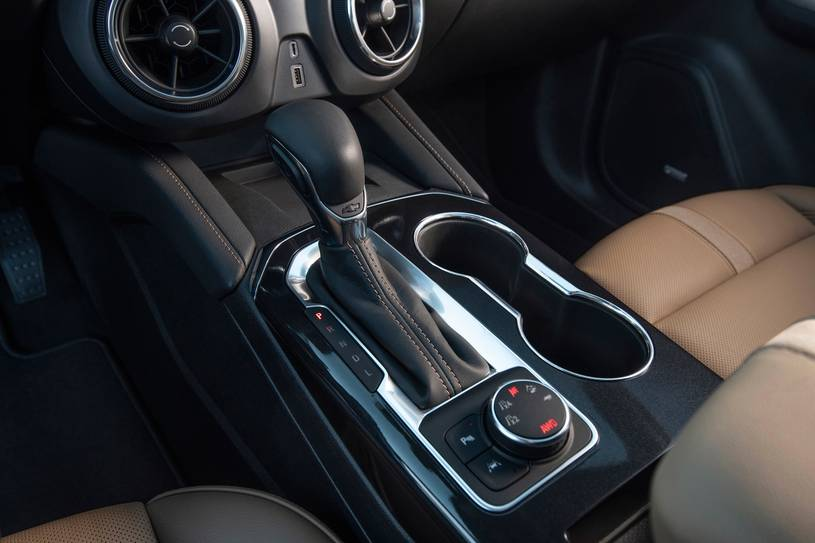2020 Chevrolet Blazer SUV Gear Shifter