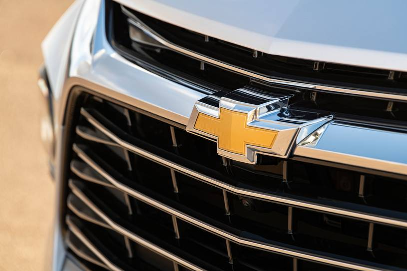 2020 Chevrolet Blazer SUV Badge