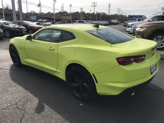 2020 Chevrolet Camaro LT1 Coupe Rear View