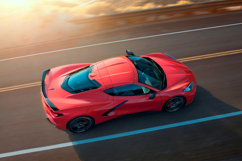2021 Chevrolet Corvette Stingray Coupe