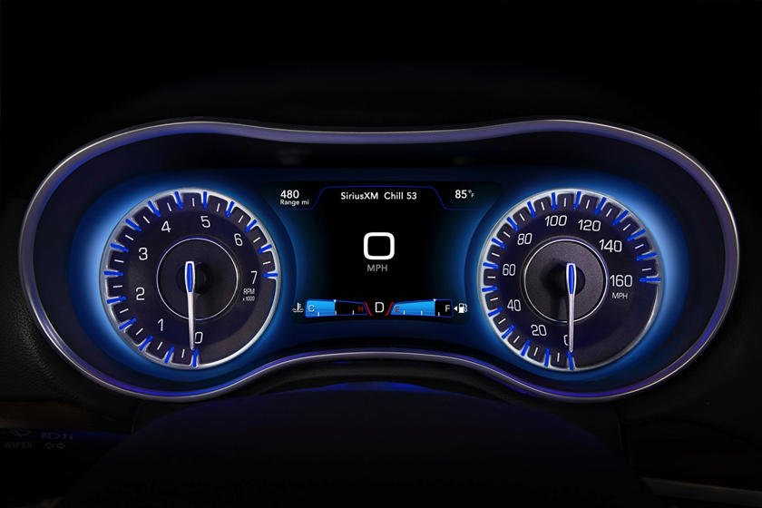 2020 Chrysler 300 Sedan Gauge Cluster