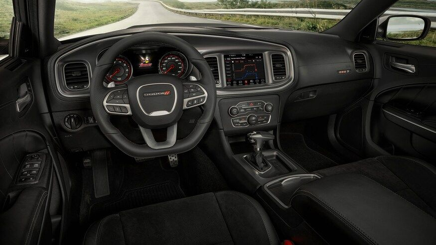 2020 Dodge Charger Sedan Dashboard