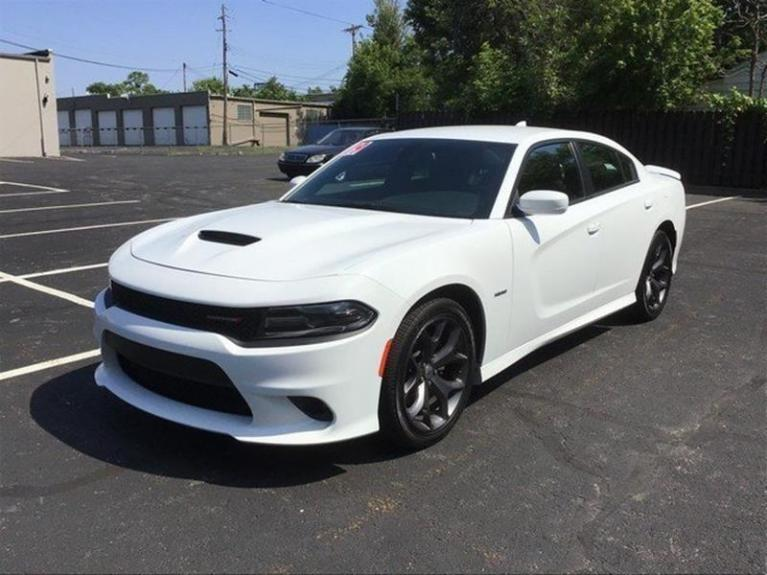 2020 Dodge Charger R/T Sedan Exterior