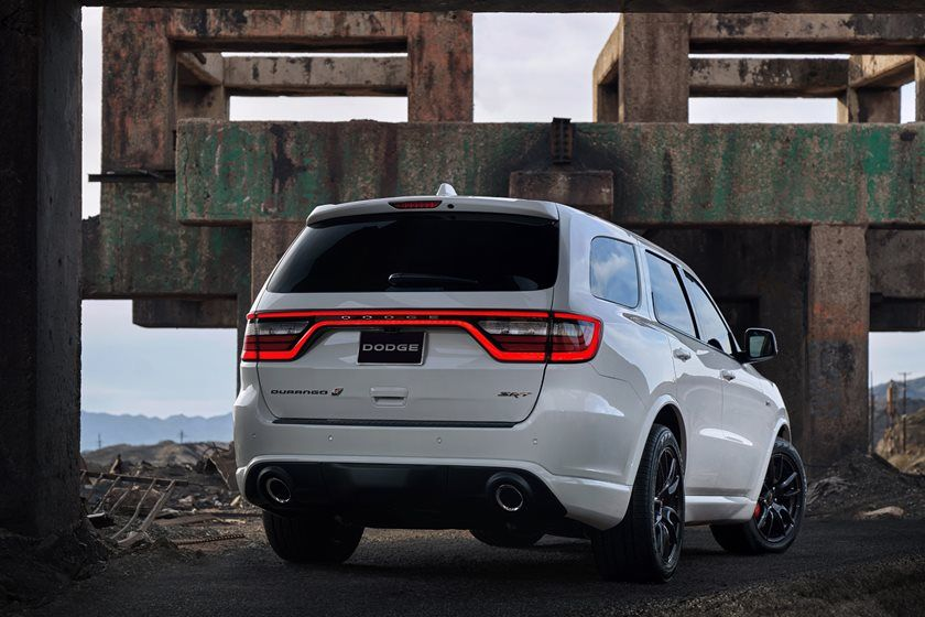 2020 dodge durango srt suv review  ratings  mpg and prices