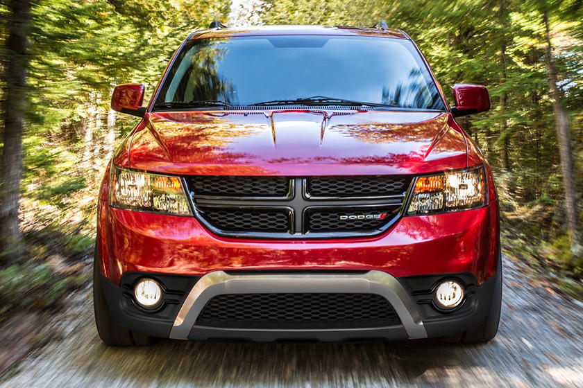 2020 Dodge Journey SUV Front View