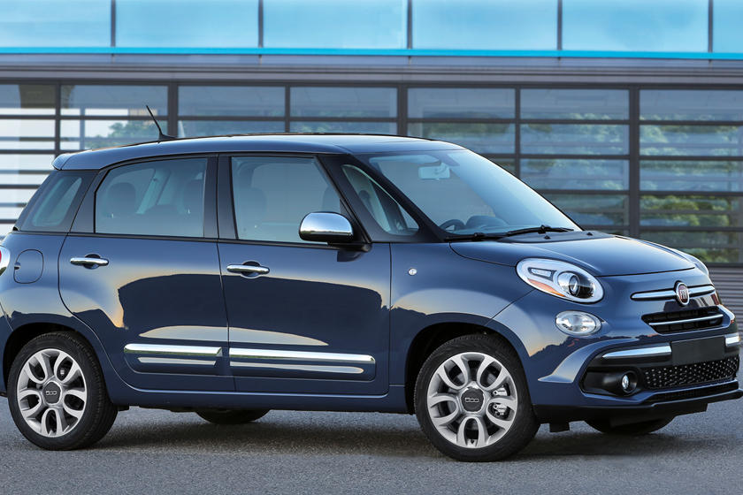 2020 Fiat 500L Review, Ratings, MPG and Prices | CarIndigo.com